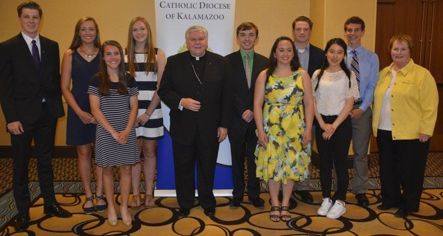 2016-2017 Diocese of Kalamazoo Finalists
